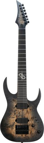 Solar Guitars S1.7PB Poplar Burst Matte
