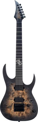 Solar Guitars S1.6PB  Poplar Burst Matte