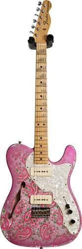 Fender Custom Shop GG19-20 Paisley Thinline Relic Tele Master Built by Greg Fessler #R106703