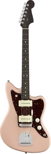 Fender Limited Edition American Pro Jazzmaster Rosewood Neck Shell Pink