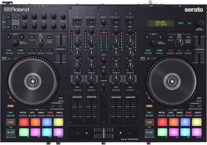 Roland DJ-707M (Ex-Demo) #0289