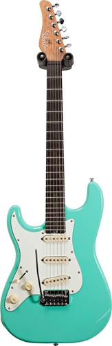Schecter Nick Johnston Traditional SSS Atomic Green LH (Ex-Demo) #IW19083279