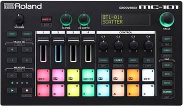 Roland MC-101 Groovebox (Ex-Demo) #2428