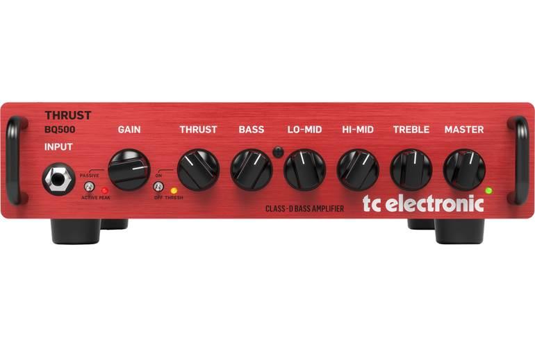 TC Electronic BQ500H Bass Head