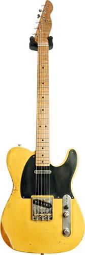 LSL Instruments T Bone Heavy Aged Butterscotch Blonde Pine Body Roasted MN #Nougat
