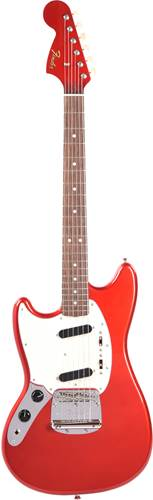 Fender Traditional 60s Mustang Candy Apple Red LH