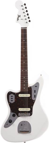 Fender Traditional 60s Jaguar Arctic White LH