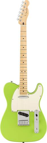 Fender Player Tele Electron Green MN
