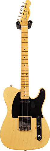 Fender Custom Shop 70th Anniversary Broadcaster Journeyman Relic Nocaster Blonde