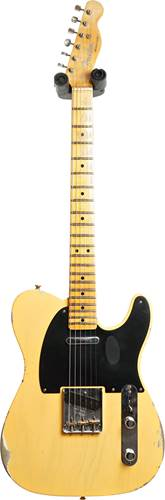 Fender Custom Shop Limited Edition 70th Anniversary Broadcaster Relic Aged Nocaster Blonde #R105731