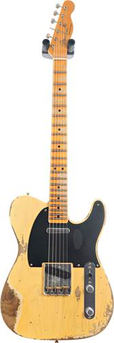 Fender Custom Shop Limited Edition 70th Anniversary Broadcaster Heavy Relic Aged Nocaster Blonde #R106410
