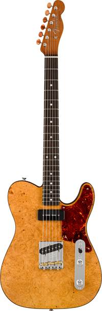 Fender Custom Shop Artisan P90 Maple Burl Telecaster
