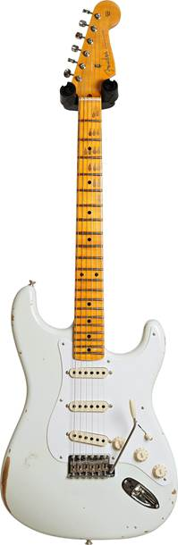 Fender Custom Shop 1956 Stratocaster Relic with Closet Classic Hardware India Ivory #CZ547839