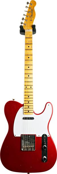 Fender Custom Shop 1957 Telecaster Journeyman Relic Aged Candy Apple Red