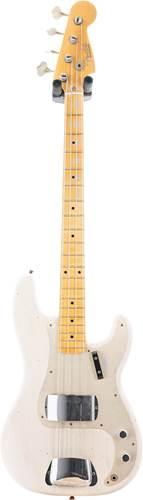 Fender Custom Shop 1957 Precision Bass Journeyman Relic Aged White Blonde #CZ547765