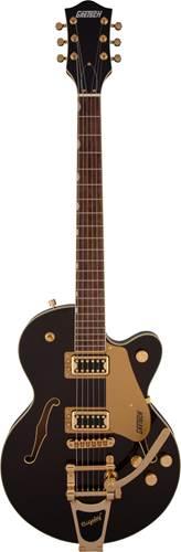 Gretsch G5655TG Electromatic Center Block Junior Bigsby Black Gold
