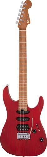 Charvel Pro Mod DK24 HSS Red Ash