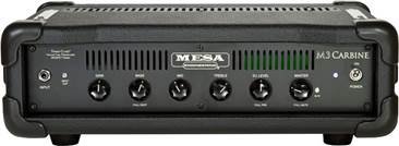 Mesa Boogie M3 Carbine Head Black Bronco