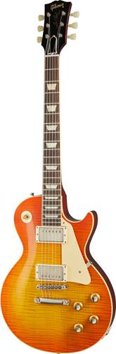 Gibson Custom Shop 60th Anniversary 1960 Les Paul Standard V2 VOS Orange Lemon Fade