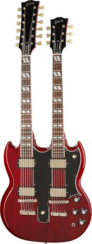 Gibson Custom Shop EDS-1275 Double Neck Cherry Red