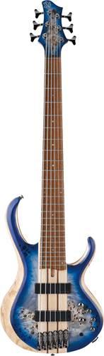 Ibanez BTB846 6 String Cerulean Blue Burst Low Gloss
