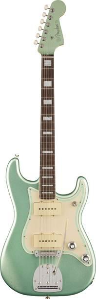 Fender Parallel Universe II Jazz Strat Mystic Surf Green