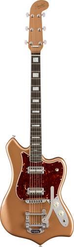 Fender Parallel Universe II Maverick Dorado Firemist Gold