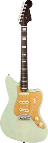 Fender Parallel Universe II Strat Jazz Deluxe Sea Foam Green