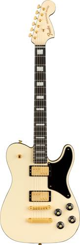 Fender Parallel Universe II Troublemaker Custom Olympic White
