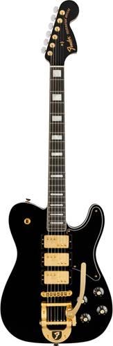 Fender Parallel Universe II Troublemaker Custom Bigsby Black