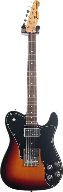 Fender American Original 70s Tele Custom 3 Tone Sunburst RW (Ex-Demo) #V08509