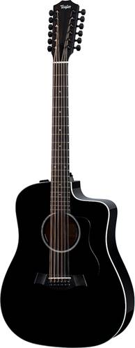 Taylor 250ce Deluxe Dreadnought Black