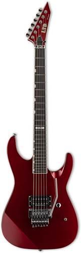 ESP LTD M-1 CTM 87 Candy Apple Red