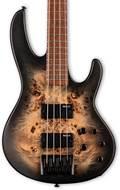 ESP LTD D-4 Black Natural Burst Satin