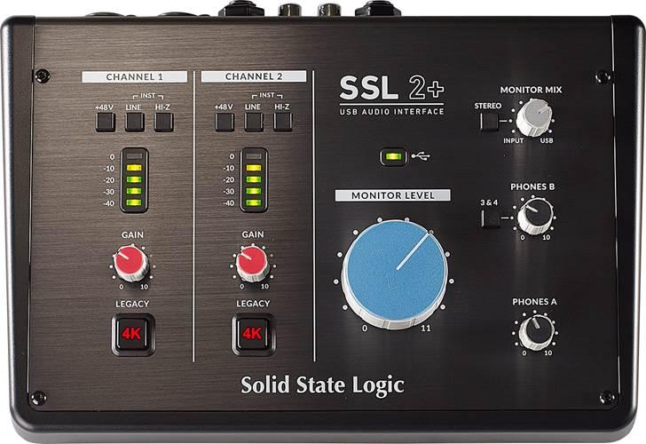 SSL SSL 2+