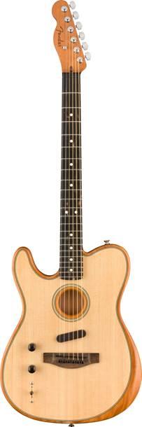Fender Acoustasonic Tele Natural LH