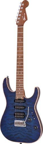 Charvel DK24 USA Blue Burst
