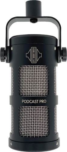 Sontronics Podcast Pro Black
