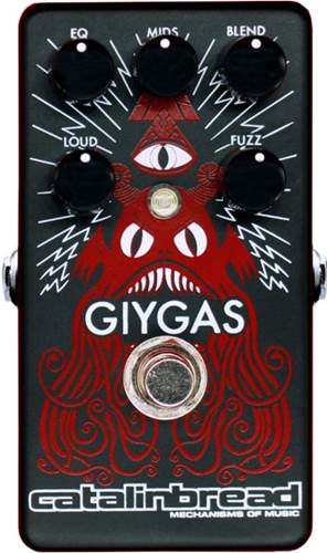 Catalinbread Giygas Fuzz