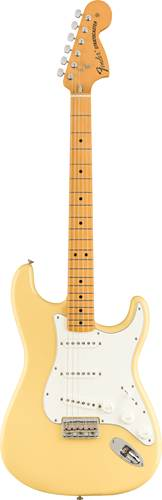 Fender guitarguitar Exclusive Vintera 70s Hardtail Strat with Custom Shop Pickups Buttercream