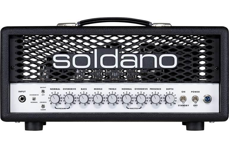 Soldano SLO-30 Classic 30W Head