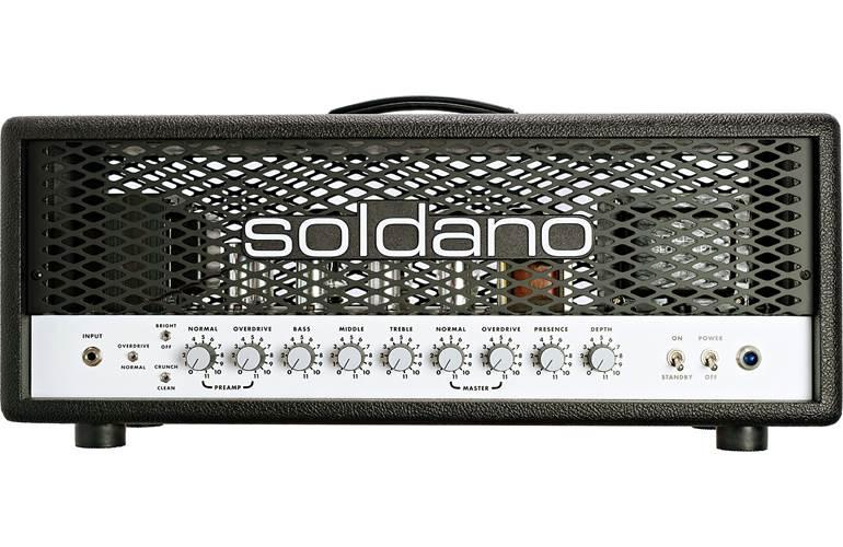 Soldano SLO-100 100W Head Classic