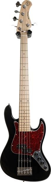 Sadowsky MetroExpress Hybrid PJ 5 String Black Pearl Maple Fingerboard