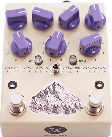 AC Noises Respira Shimmer Reverb/Tremolo