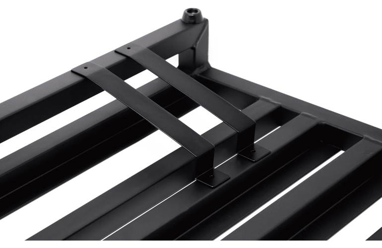 Pedaltrain True Fit Mounting Kit Small Fits Novo and Terra Series