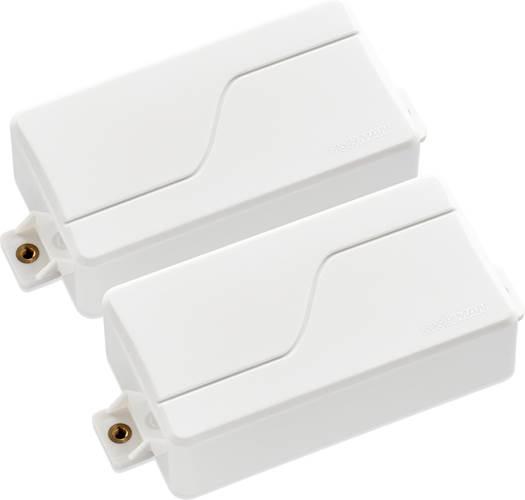 Fishman Fluence Signature Series Tosin Abasi 6-String Pickup Set, White PRF-MS6-TW2