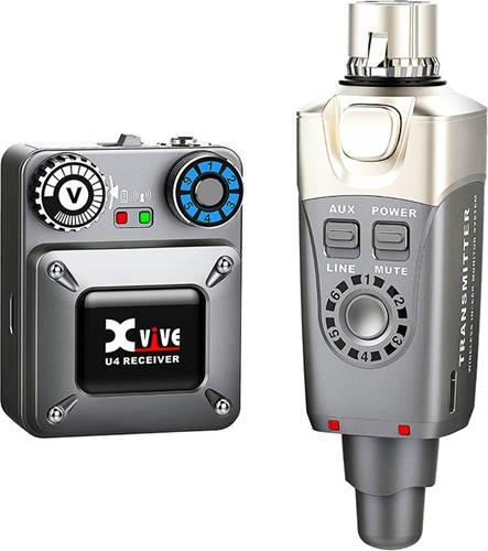 XVive XU4 Wireless IEM System