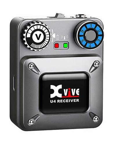 XVive XU4R Wireless IEM Receiver