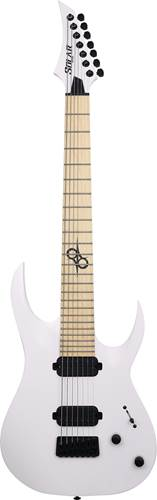 Solar Guitars A2.7W White Matte