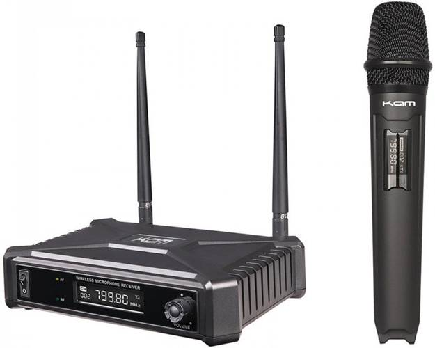 Kam KWM6PRO Wireless Microphone System